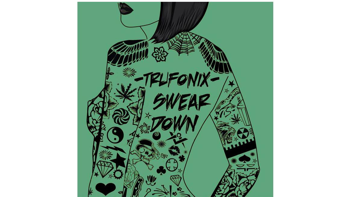 Tru Fonix Swear Down EP cover