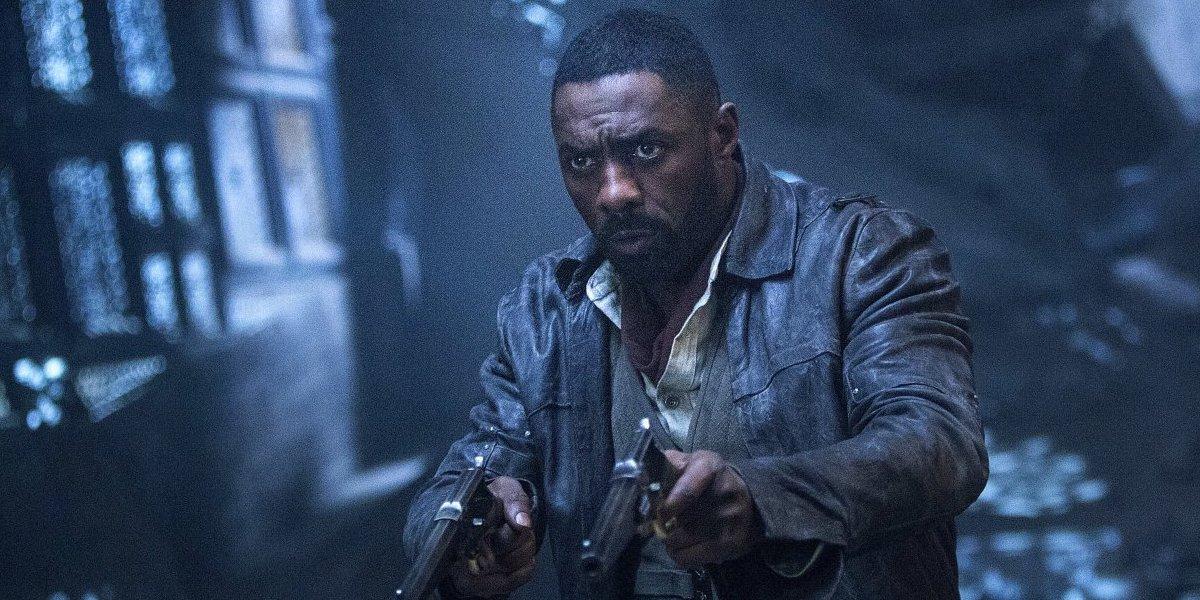 Idris Elba again as The Gunslinger