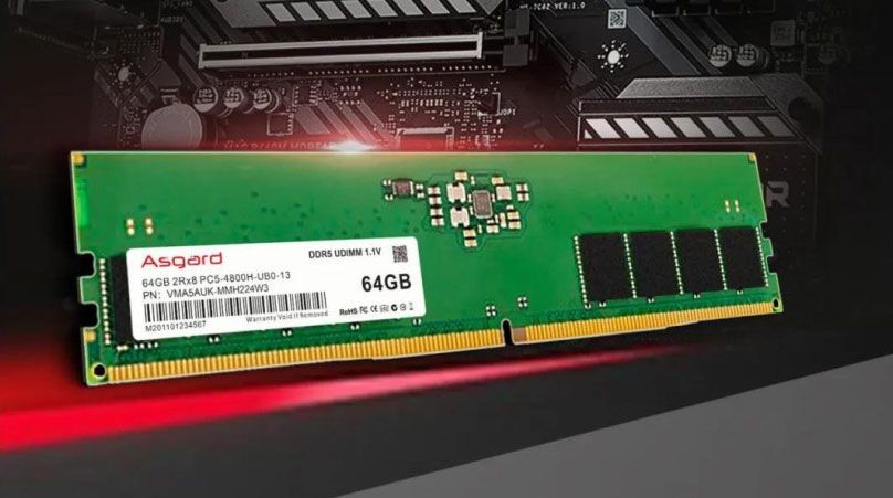 DDR5 is really happening this year as another memory maker eyes up Intel Alder Lake