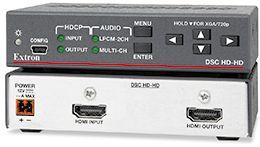 Extron Introduces Compact HDMI to HDMI Scaler