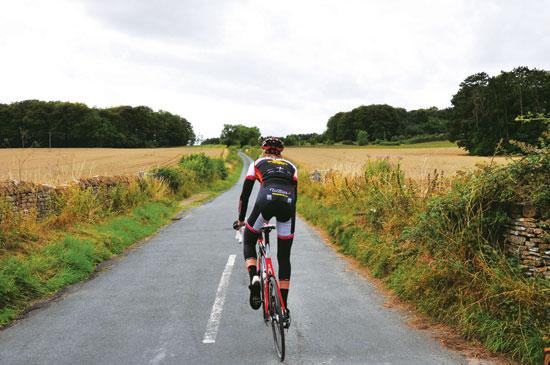 Matt Rowe, Cotswolds ride 2010