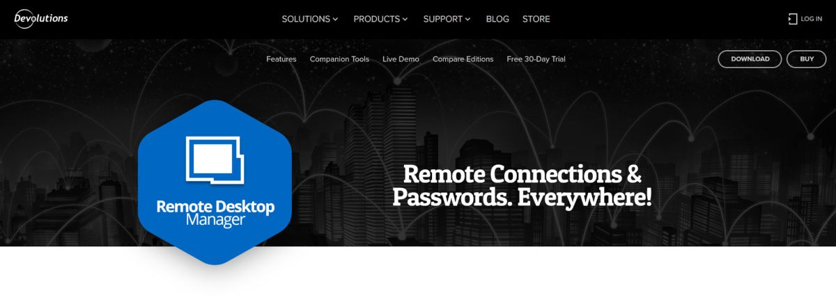 Remote Desktop Manager review