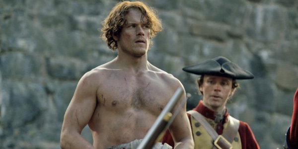 jamie older outlander