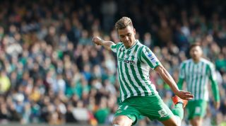 Giovani Lo Celso Spurs Real Betis
