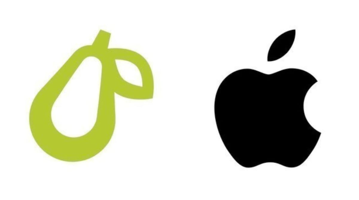 Apple's pear logo dispute reaches a baffling conclusion