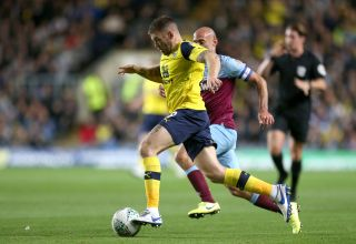 Oxford United v West Ham United – Carabao Cup – Third Round – Kassam Stadium