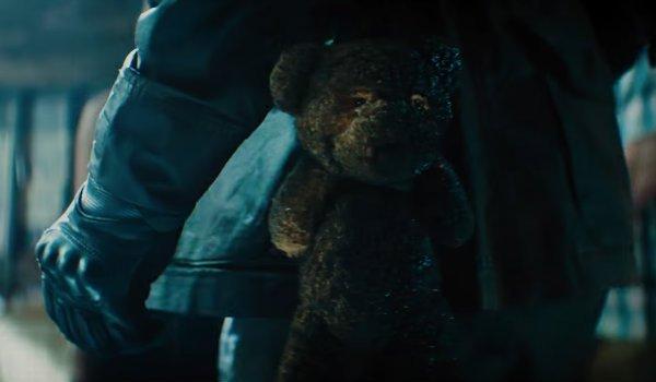 Deadpool 2 Cable Teddy Bear