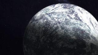 Exoplanet art