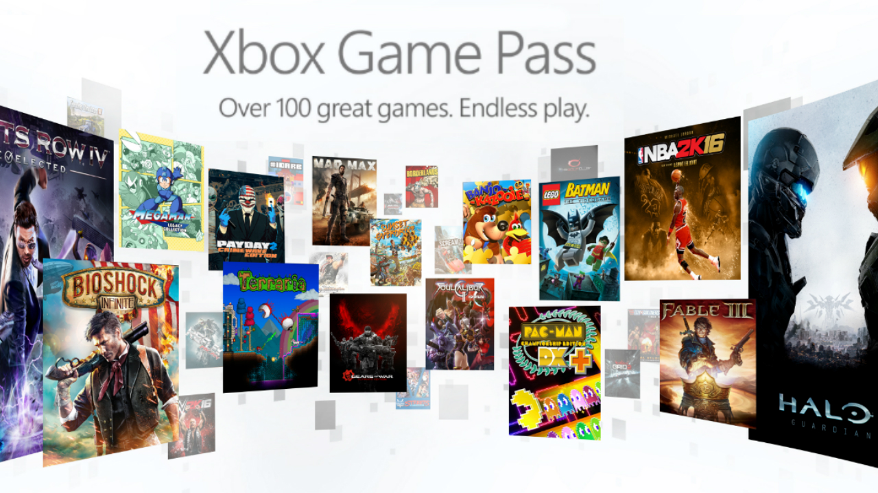 Xbox Game Pass is here - Xbox's Mike Nichols explains the games