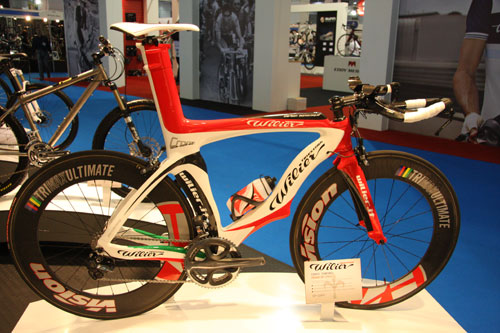 Wilier Cento Chrono, Cycle Show 2009
