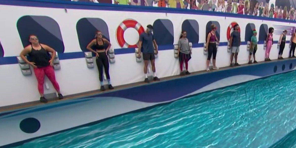 Endurance Competition Big Brother Season 23 CBS