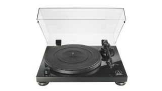 Audio Technica challenges Rega territory with new AT-LPW50PB turntable