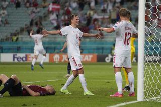 Azerbaijan Czech Republic Denmark Euro 2020 Soccer