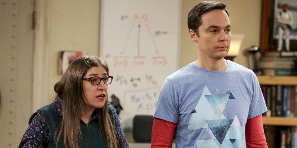 the big bang theory amy sheldon annoyed cbs