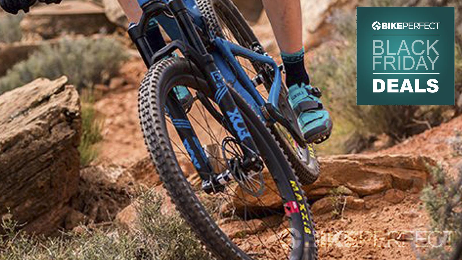 Black Friday mountain bike shoe sale