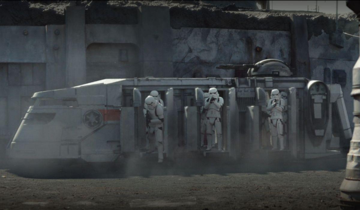 Imperial Troop Transporter