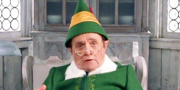Papa Elf in Elf