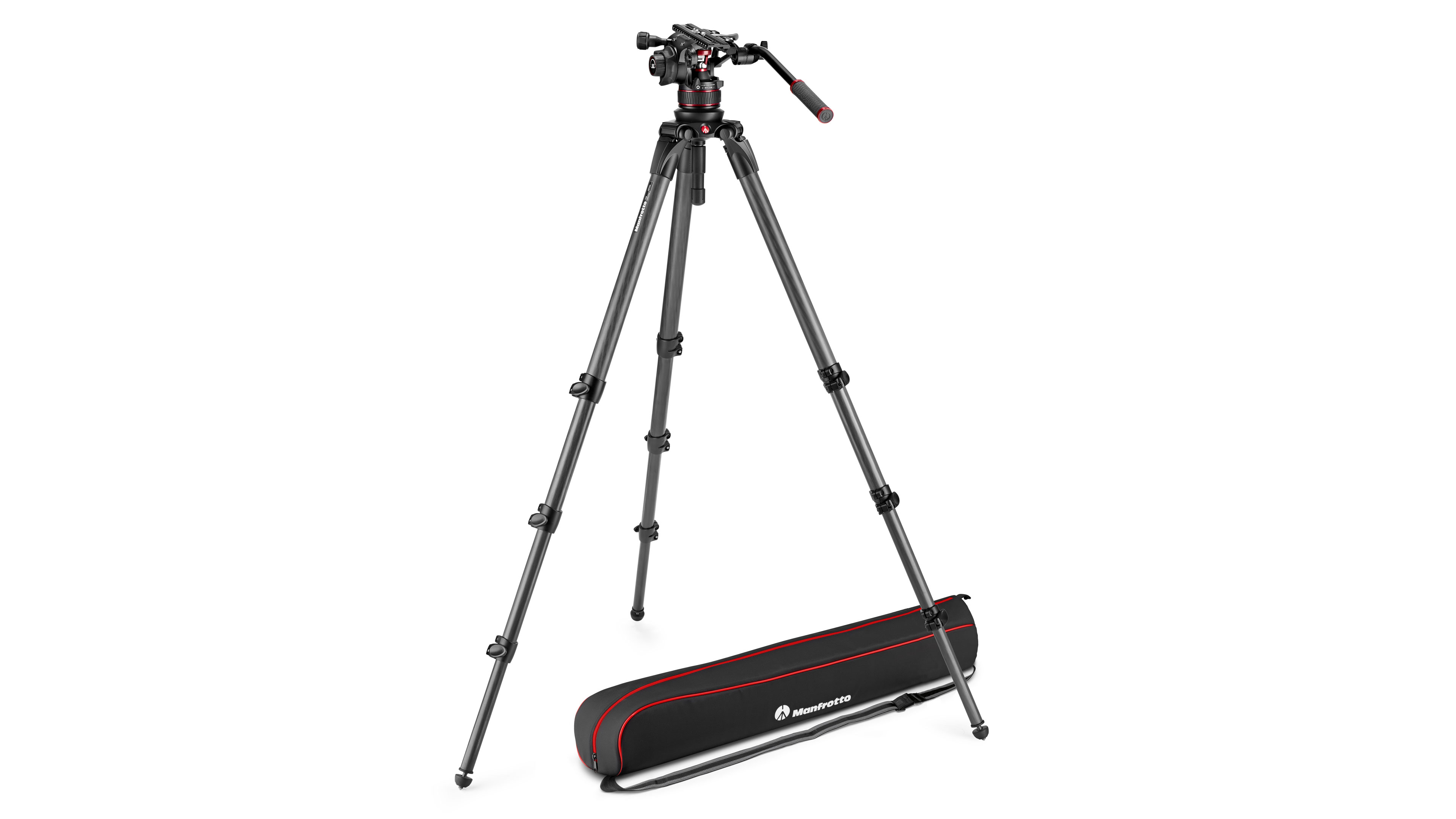 Manfrotto's new Nitrotech 608 and 612 Fluid Video heads are 'revolutionary' | Digital Camera World
