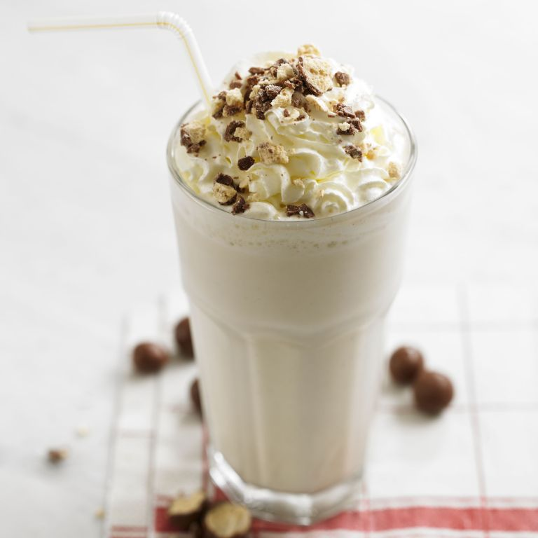 Vanilla Malt Milkshake recipe-Milkshake recipes-recipe ideas-new recipes-woman and home
