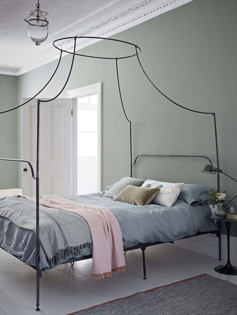 Bedroom Colour Ideas 24 Paint Colours With Impact Livingetc