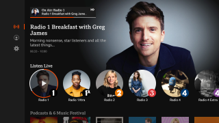 BBC Sounds app comes to connected TVs