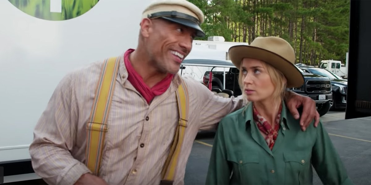 Jungle Cruise's Disneyland Legacy Had A Huge Impact On How Dwayne Johnson And Emily Blunt Approached The Movie
