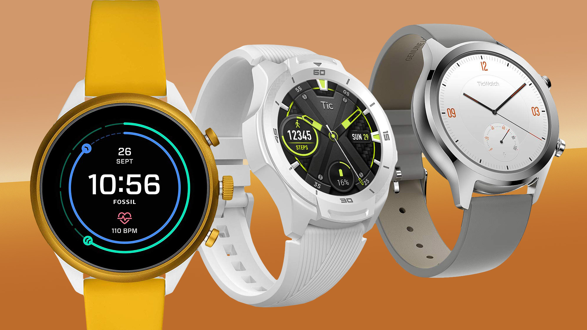 Best Wear OS watch 2020: our list of the top ex-Android Wear smartwatches thumbnail