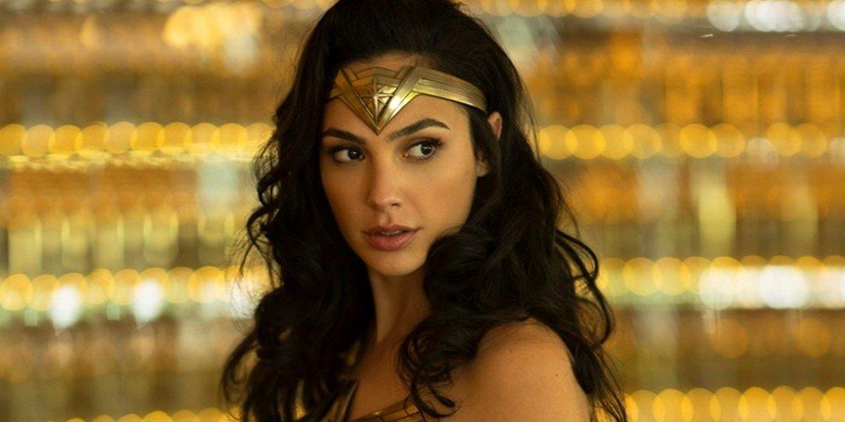 Gal Gadot as Diana Prince/Wonder Woman in Wonder Woman 1984 (2020)