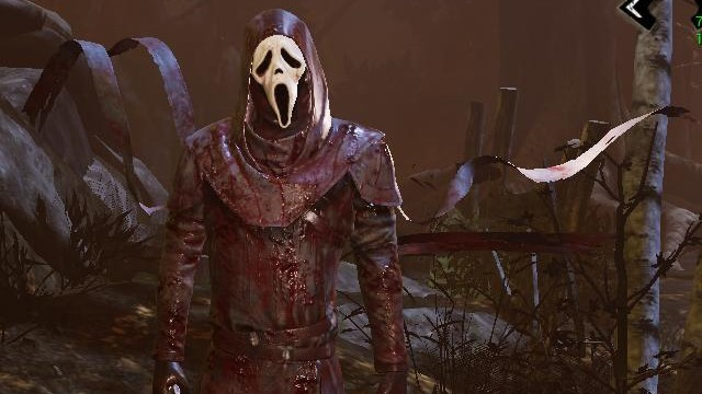 Dead by Daylight's next villain is the killer from Scream