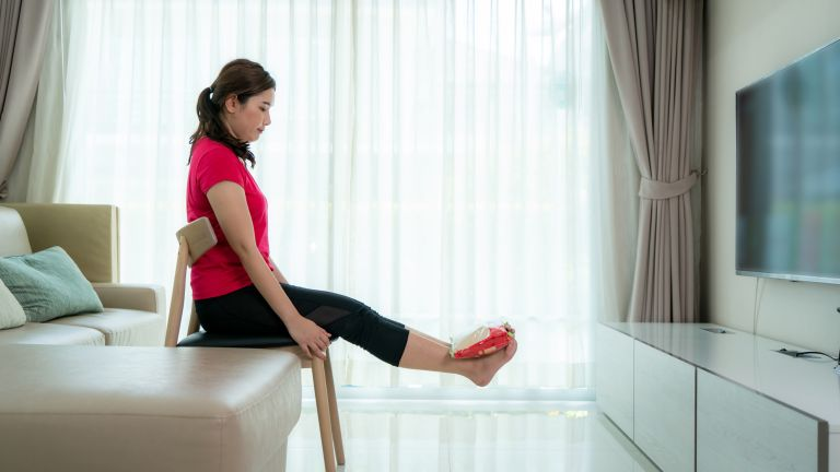 Exercise you can do with a chair