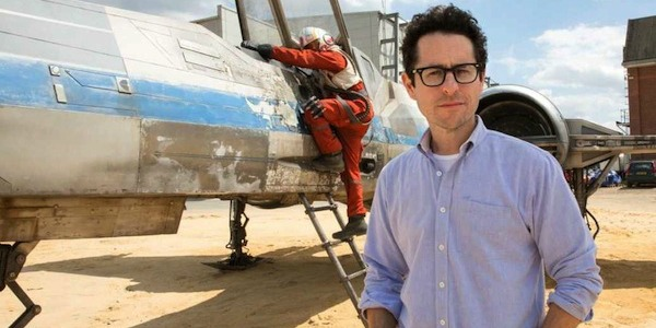 J.J. Abrams working on Star Wars: The Force Awakens