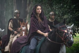 'Domina' star Kasia Smutniak as Livia Drusilla.