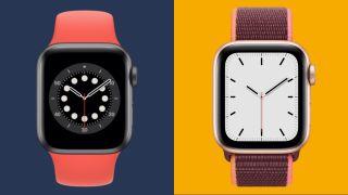 Apple Watch 6 vs Apple Watch SE