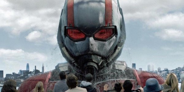 Ant-Man and the Wasp Ant-Man Scott Lang Giant Man