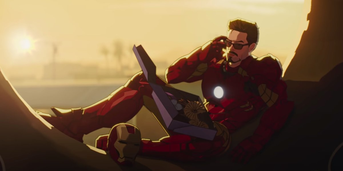 Iron Man from What If...?