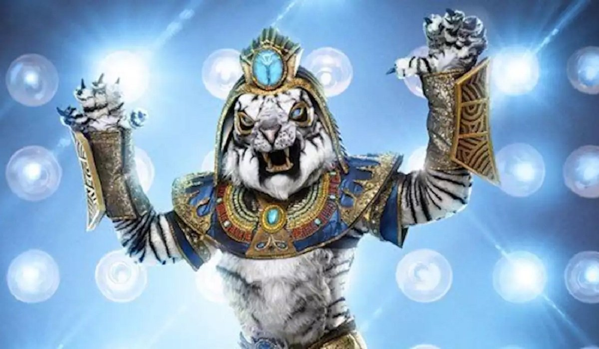 White Tiger The Masked Singer Fox