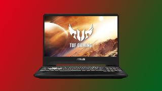 Asus TUF FX505DT Deal Cover