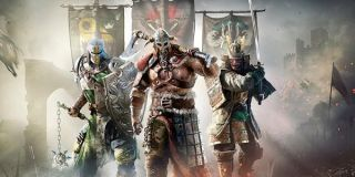 Soldiers ready for war in For Honor.