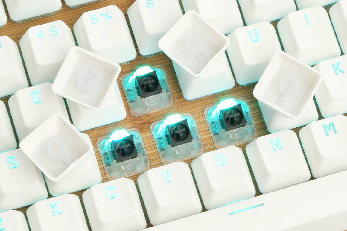 What Are Hall Effect Keyboard Switches, And How Do They Work? (Video) | Tom's Hardware