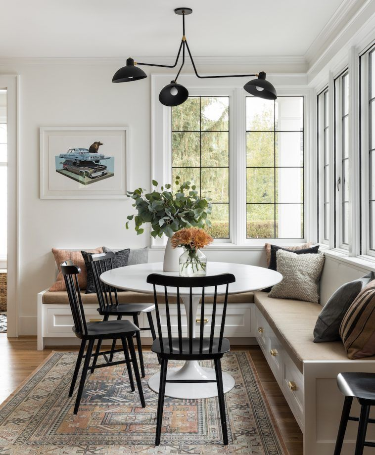 Small Dining Room Ideas 23 Chic Clever Ideas For Small Spaces Livingetc