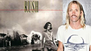 Foo Fighters drummer Taylor Hawkins on Rush's Permanent Waves