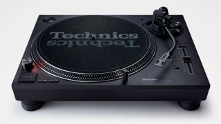 Technics SL-1200 MK7 DJ turntable