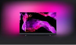cheap OLED ambilight tv deals