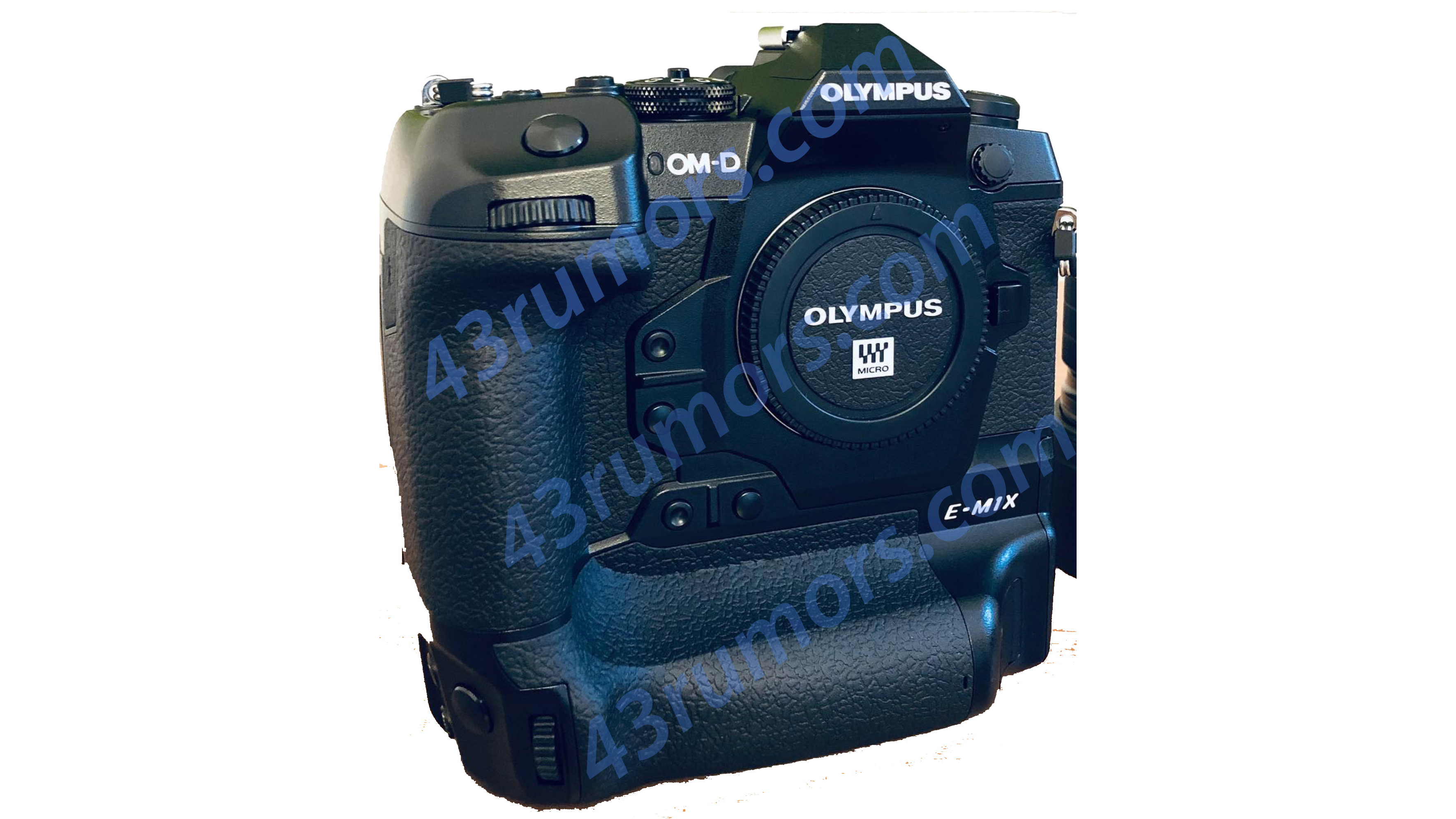 Is this the new Olympus OM-D E-M1X? | Digital Camera World