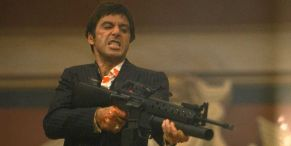 Shoe Palace's Scarface Merchandise Encourages You To Channel Your Inner Gangster