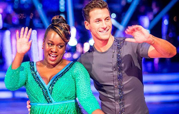 Striclty Come Dancing, Tameka Empson, Gorka Marquez