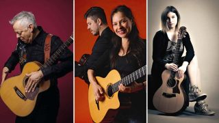 The best acoustic guitarists in the world right now