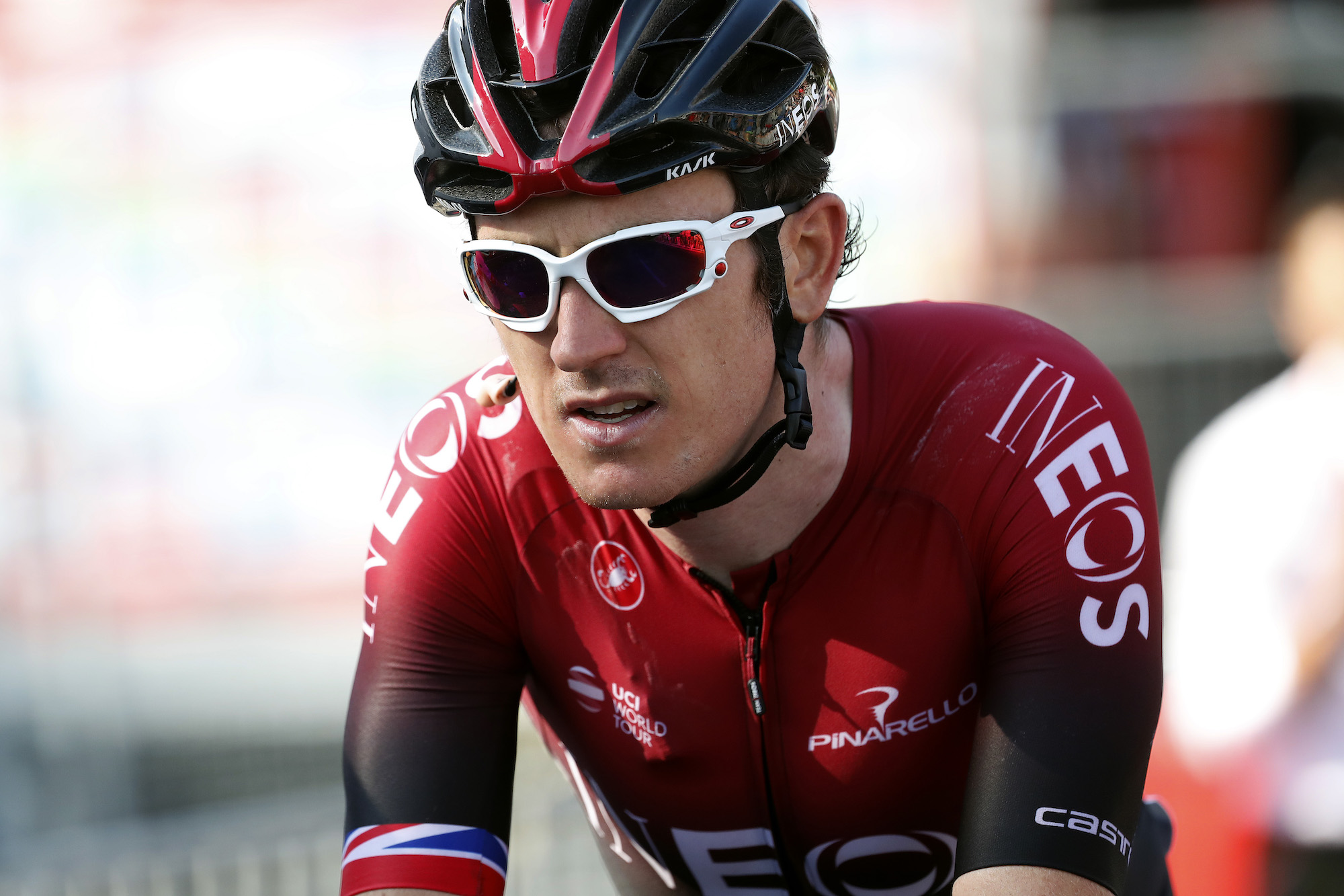 Geraint Thomas pulls out of Road World Championships time trial
