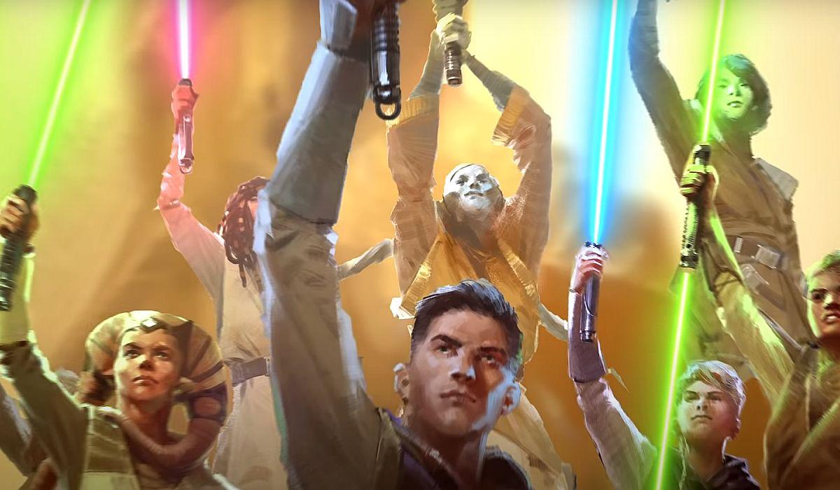 High Republic Jedi concept art