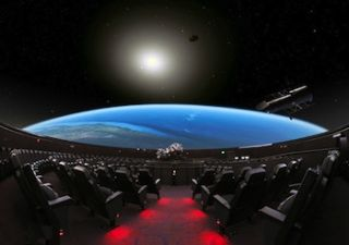 Sky-Skan Provides Expansive Sound for Charles Hayden Planetarium at Boston's Museum of Science with Harman's JBL Loudspeakers